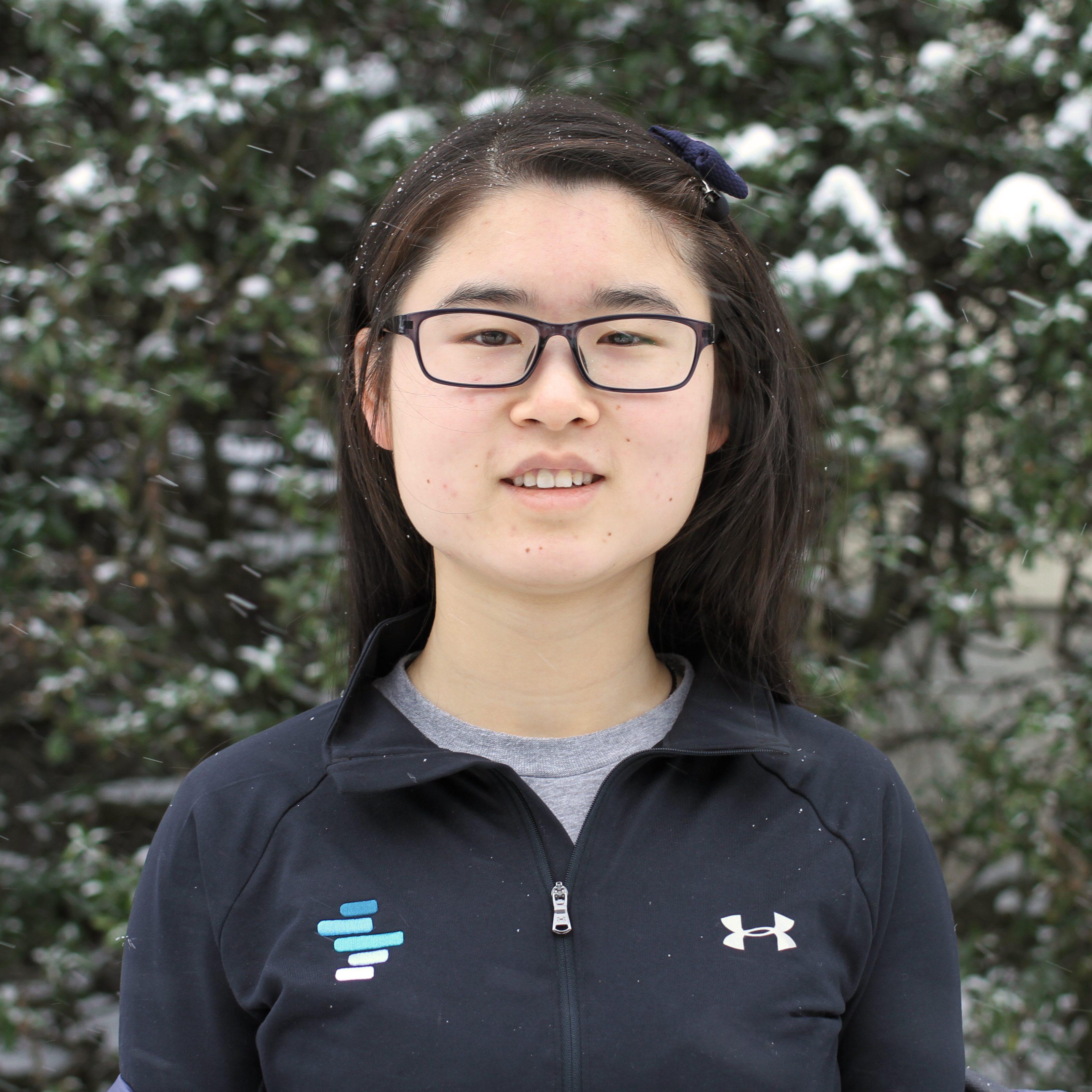 Jessie Xue Team Photo